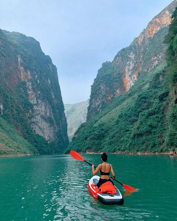 7 điểm chèo thuyền kayak đẹp ở Việt Nam_kimthy.xie
