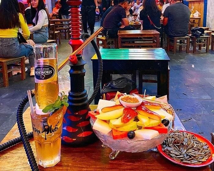 Hẻm phố Hong Kong Hạ Long - thiên đường ăn uống