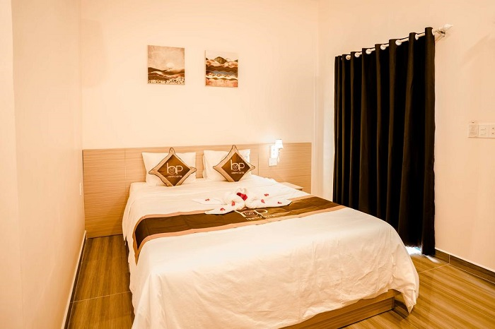 Khách sạn Happy Hotel - khách sạn giá rẻ ở thị trấn Dương Đông Phú Quốc