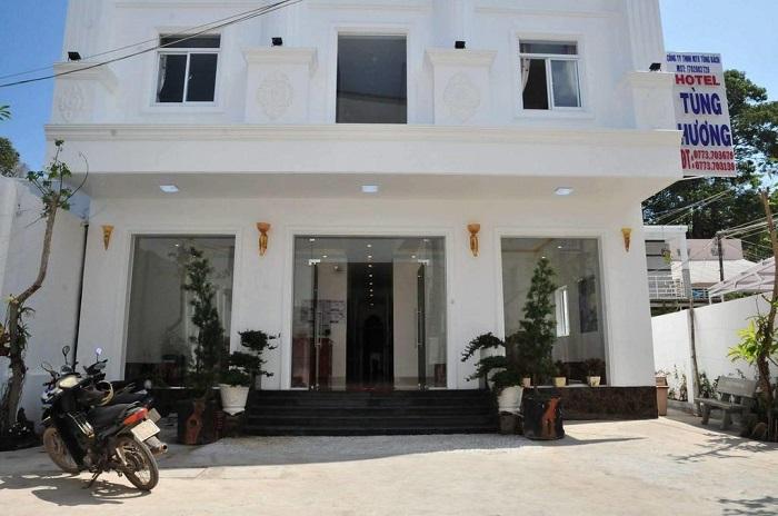 Khách sạn Tùng Hương - khách sạn giá rẻ ở thị trấn Dương Đông Phú Quốc