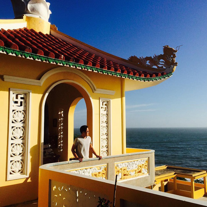12 famous temples in Vung Tau - a harmonious combination between tradition and present