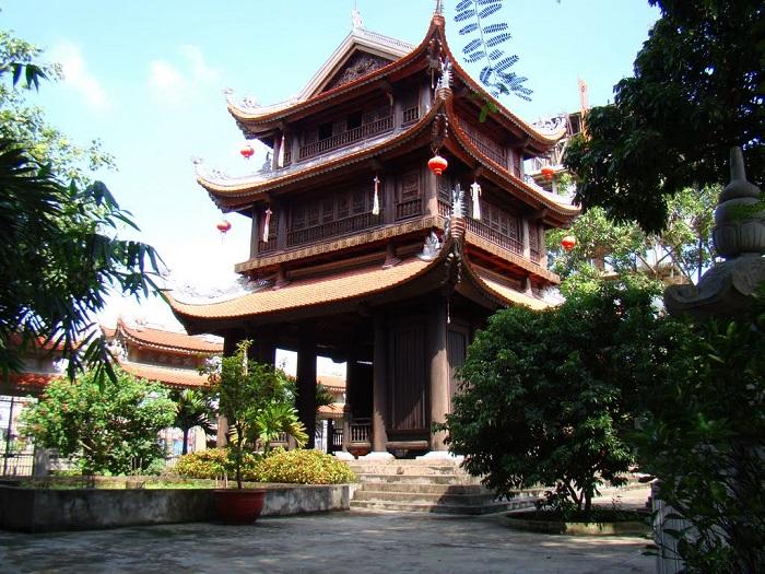 Chùa Keo là điểm du lịch nổi tiếng ở Thái Bình - Kinh nghiệm đi phượt Thái Bình từ Hà Nội