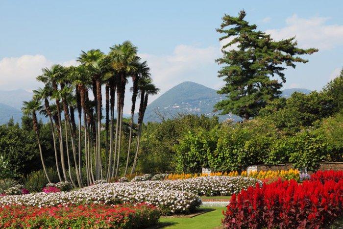 Biệt thự Taranto, hồ Maggiore - những khu vườn đẹp nhất ở Ý