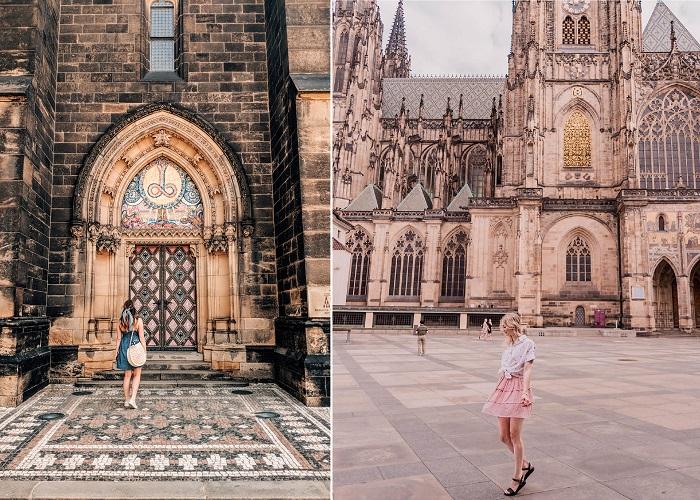 Tham quan lâu đài Prague - quê hương của các vị vua Bohemia