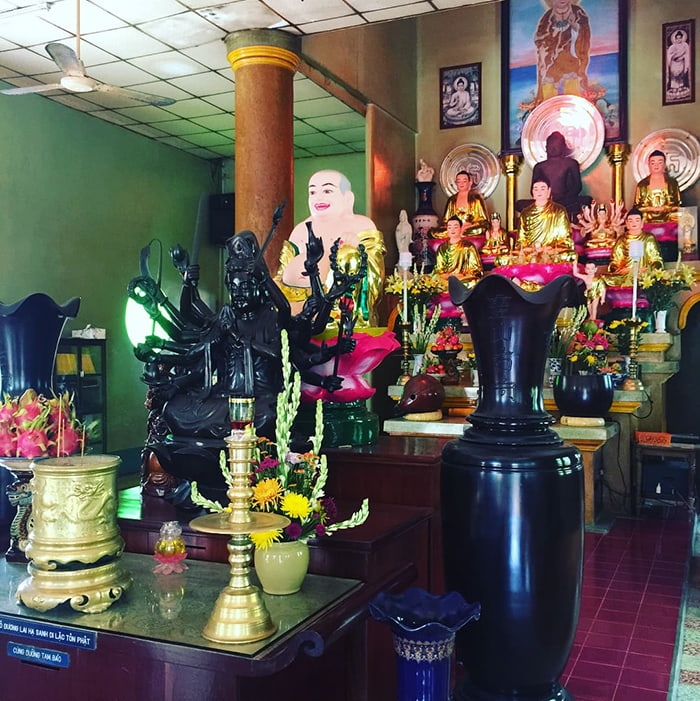 12 famous pagodas in Vung Tau - Ancient Linh Son is the sacred temple of Vung Tau