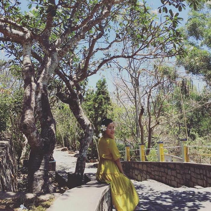 12 famous temples in Vung Tau - Entrance to Chon Khong Zen Monastery