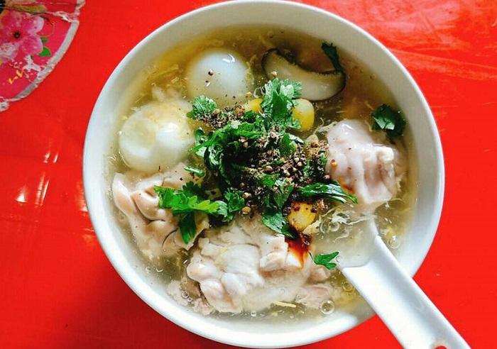 Súp cua chợ Lạch Tray - chợ ẩm thực Hải Phòng