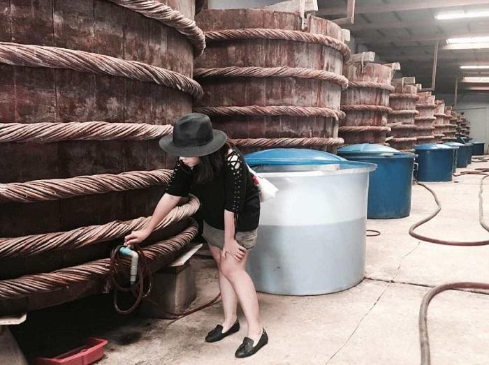 Nhà thùng nước mắm Phú Quốc - Nhà thùng nước mắm Nam Ngư
