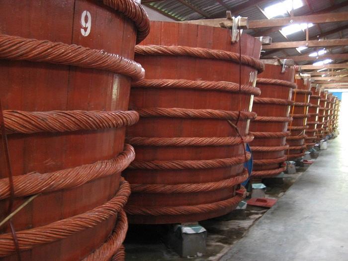 Nhà thùng nước mắm Phú Quốc - Nhà thùng nước mắm Phụng Hưng