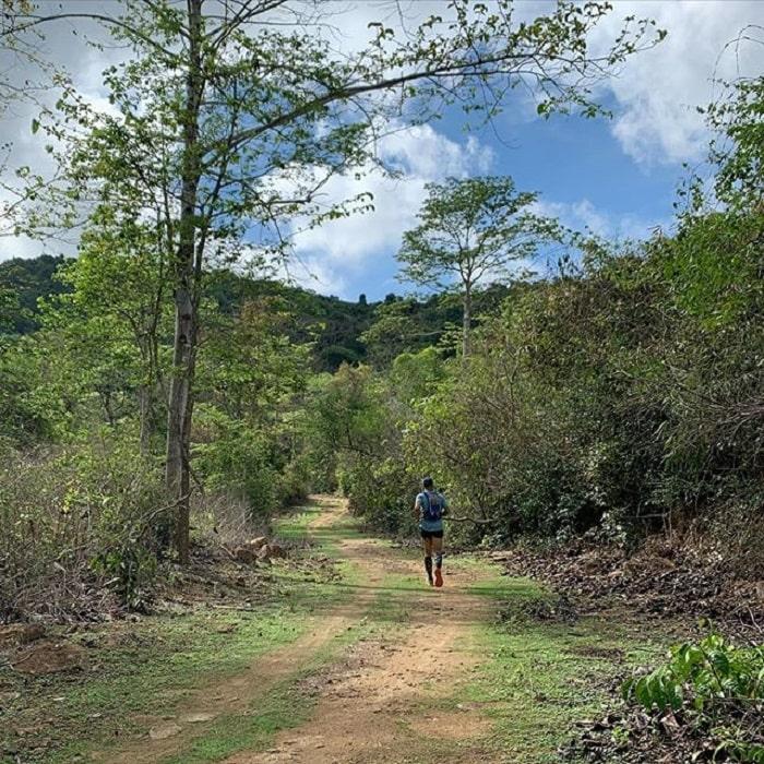 Mount Dinh Vung Tau - a famous trekking site