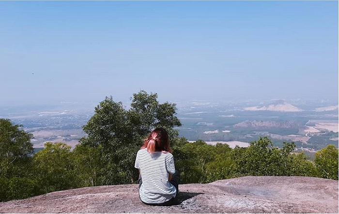 Mount Dinh Vung Tau - impressive green beauty