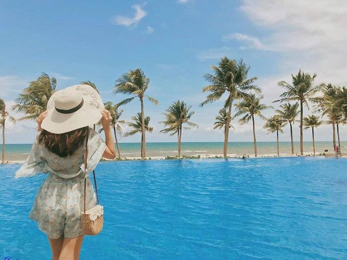 Resort in Phu Quoc beautiful view - Seashells Hotel and Spa Phu Quoc