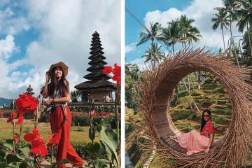 Những chuyến đi đầy thú vị khám phá thiên nhiên hoang dã ở Bali