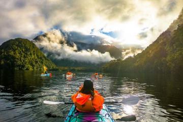 Du lịch Milford Sound - kỳ quan tự nhiên nổi tiếng của New Zealand