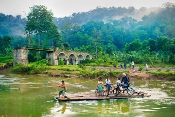 Du lịch Banyuwangi - địa điểm hoang sơ và ảo diệu của Indonesia