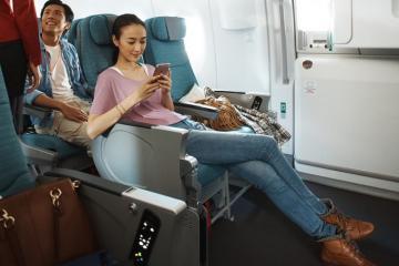 Cách chọn chỗ ngồi trên máy bay phù hợp với sở thích