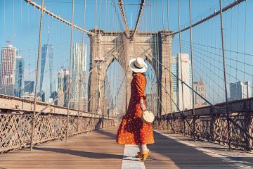 Khám phá cầu Brooklyn – biểu tượng của thành phố New York