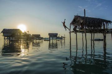 Vẻ đẹp kỳ lạ của 'xứ sở thần tiên miền nhiệt đới': Quần đảo Togean Indonesia
