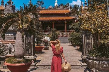 Những ngôi chùa ở Khánh Hòa được tín đồ du lịch rần rần check-in
