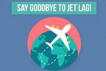Bí kíp chống jet lag khi đi du lịch