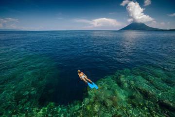 Du lịch Bắc Sulawesi - nơi gặp gỡ giữa thiên nhiên và thế giới siêu thực dưới nước
