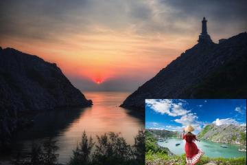 Khám phá hòn đảo hoang sơ nhất trên vịnh Lan Hạ có ngọn hải đăng hơn trăm tuổi