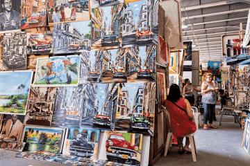 Những địa chỉ mua sắm quà lưu niệm ở Havana Cuba nổi tiếng nhất