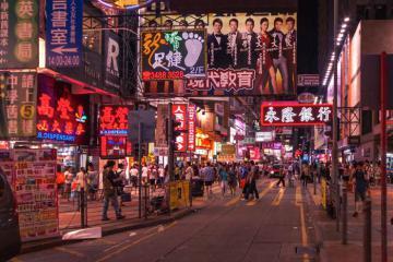 Top 7 địa điểm vui chơi ở Hồng Kông về đêm sôi động và thú vị
