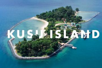 Khám phá hòn đảo Kusu hoang sơ và bình yên của Singapore