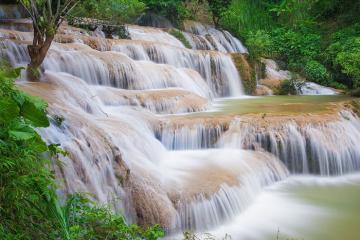 Du lịch thác Mây – điểm đến hoang sơ đẹp mê hồn của xứ Thanh
