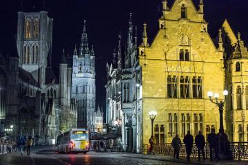 Tham quan những địa điểm du lịch Ghent hấp dẫn nhất