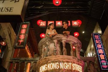Lập team quẩy thâu đêm ở hẻm phố Hong Kong Hạ Long vui chơi và sống ảo 'cực chill'