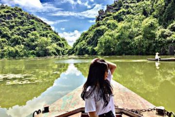 Có một Hồ Quan Sơn đẹp bình yên gần ngay Hà Nội!