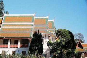Hòa mình vào thiên nhiên tươi đẹp tại cung điện mùa hè Phu Ping ở Chiang Mai
