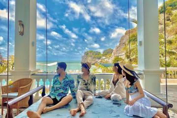 Top những khu nghỉ dưỡng view biển, đẹp nhất nhì ở đảo Cát Bà