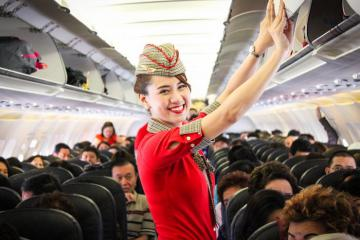 Đi khắp Việt Nam với Vietjet Air: trăm vạn vé chỉ từ 10,000VNĐ