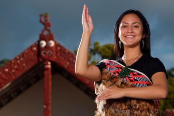 Bạn đã từng nghe nói về văn hóa thổ dân Maori ở New Zealand?