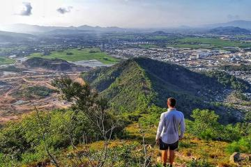 Kinh nghiệm đi Núi Bà Hỏa Quy Nhơn trekking, ngắm cảnh