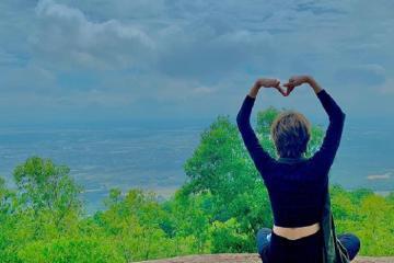 Trekking Núi Dinh Vũng Tàu ngắm cảnh mộng mơ và tham quan tuyệt đẹp