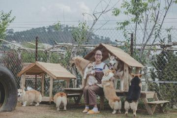 Top những quán cafe thú cưng ở Đà Lạt siêu xinh và đáng yêu 'hết nấc'