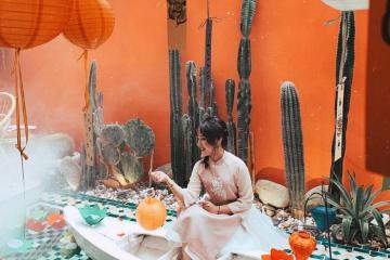 Truy tìm 5 quán cafe trang trí trung thu đẹp quên sầu ở Hà Nội