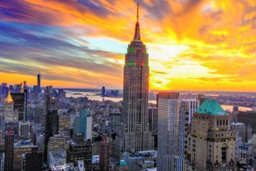 Khám phá tòa nhà Empire State cực hoành tráng tại New York