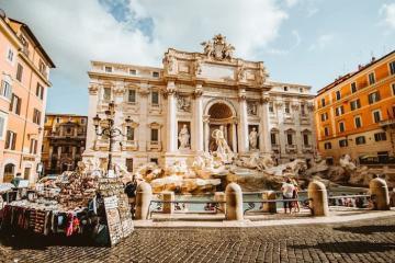 Đến những khu phố du lịch Rome để cảm nhận văn hóaÝ đích thực