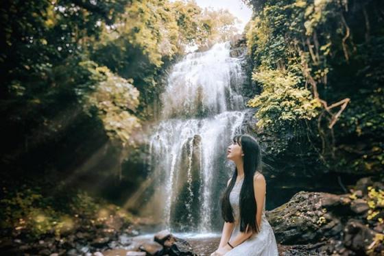 Thác Lưu Ly - 'cô gái đẹp' giữa rừng núi Đắk Nông