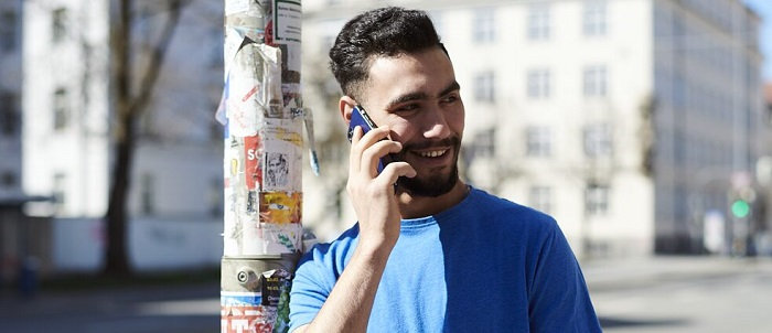 German communication culture when talking on the phone