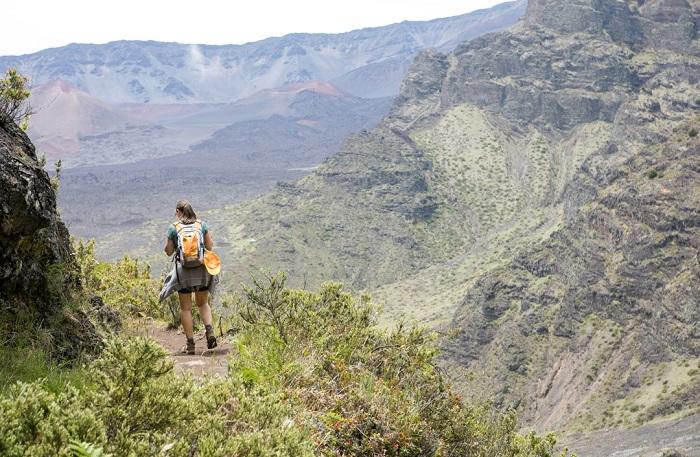 Công viên Haleakala-  địa điểm du lịch nổi tiếng ở Hawaii