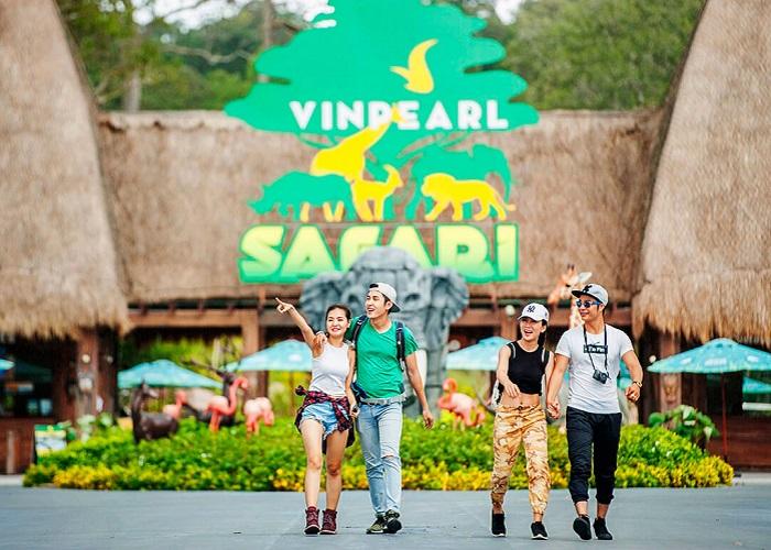 Vườn thú Safari Phú Quốc - địa chỉ ở đâu