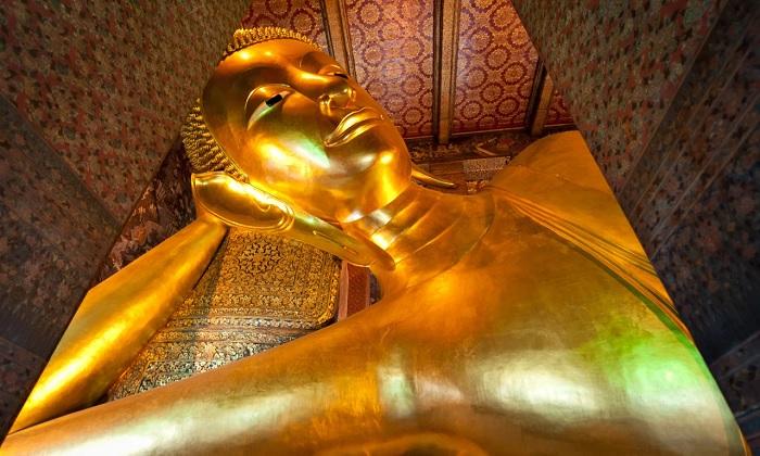tượng Phật lớn nhất thế giới - Wat Pho Thái lan