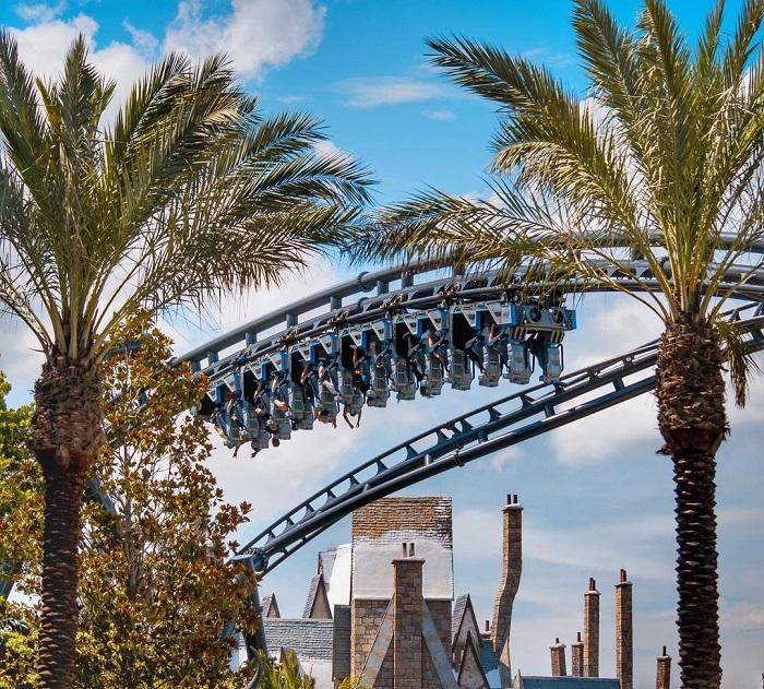 Khu nghỉ dưỡng Walt Disney World - Kinh nghiệm du lịch Orlando