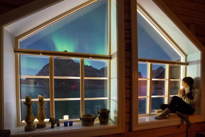 Một nhà nghỉ ở Lofoten - Quần đảo Lofoten